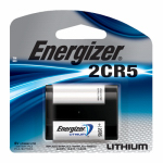 Eveready Battery EL2CR5BP E2 2CR5 6V XL Lithium Photo Battery
