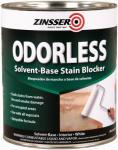 Zinsser & 03954 Zinsser Bullseye Hi Hide Qt. White Odorless Primer Sealer