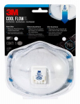 3M 8577PA1-B-PS Painting & Refinishing Respirator With Odor Relief