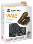 Implus Footcare-Yaktrak Div 08601 Walking Shoes, Black, Unisex Small