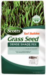 Scotts Lawns 18348 Turf Builder Dense Shade Grass Seed Mix, 3-Lbs., Covers 750 Sq. Ft.