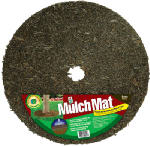 Easy Gardener TR24912-30 Rubber Mulch Tree Ring, 24-In.