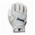 Franklin Sports Industry 21150F2 Adult Medium Flexible or Flex Batting Gloves