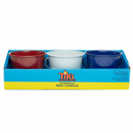 Lamplight Farms 1412121 Citronella Mini Bucket, Red, White & Blue, 4-oz.