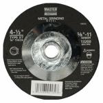 Disston 108343 4.5 x 1/4 x 5/8-Inch Metal Grinding Wheel