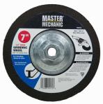 Disston 108404 7 x 1/4 x 5/8-Inch Metal Grinding Wheel