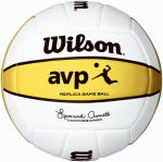 Wilson Team Sports WTH4670 Volleyball, AVP Replica, PVC Cover