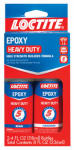 Henkel 1365736 Epoxy Quick Set Bottles, 8-oz.