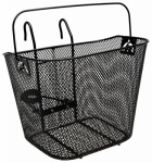 Bell Sports 7070590 Quick-Release Bicycle Handlebar Basket