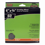 Ali Industries 6011 6 x 3/4 x 1-Inch Medium Grinding Wheel