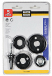 Disston 109264 5-Piece Hole Saw Set