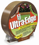 Easy Gardener 8416 16-Ft. x 3-1/2 In. Ultra-Edge Composite Edging, Brown