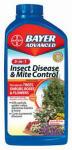 Sbm Life Science 701285B Advanced Insect, Disease & Mite Control, 32-oz. Concentrate