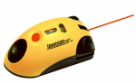 Johnson Level & Tool 9250 Mouse Laser Level, With Reusable Adhesive Strip & Batts.