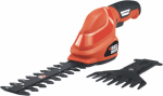 Black & Decker GSL35 Cordless Grass Shear/Hedge Trimmer Combo Set