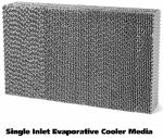 Pps Packaging AC-1 Evaporative Cooler Media, Single Inlet, 40 x 28 x 8-In. Thick