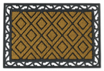 Palm Fibre Private Limited PLM 14362 Doormat, Coir & Rubber Rectangular, 24 x 36-In.