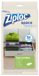 S C Johnson Wax 70424 Original Space Bag, 3-Pc. Combo Pack