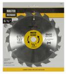 Disston 112037 6-1/2 Inch Combo/Rip Circular Saw Blade
