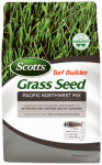 Scotts Lawns 18284 Turf Builder Pacific Northwest Grass Seed Mix, 3-Lbs.