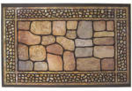 Multy Home Lp 5000263 Doormat, Cobblestone Flocked Rubber, 22 x 36-In.