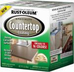 Rust-Oleum 246068 Countertop Paint. Qt.