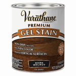 Rust-Oleum 224493H Varathane Qt. Dark Walnut Gel Wood Stain