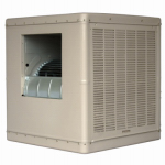 Champion Cooler N55/65S 6500CFM Evapcool Side Draft Duct Cooler