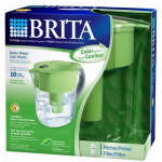 Clorox Sales Co Brita Div 35378 10-Cup Grand Pour-Through Filter Pitcher