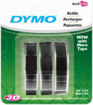 Sanford 1741670 Embossing Tape Refill, 3/8-In. x 10-Ft.