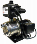 Pentair Water 3075SS .75-HP Motor 40PSI Total Home Pressure Water Booster System