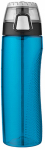 Thermos HP4100TLTRI6 24-oz. Blue Hydration Bottle With Rotating Intake Meter