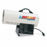 World Mktg Of America/Import GFA40 Portable LP Gas Forced-Air Heater, 1,000-Sq. Ft. Coverage