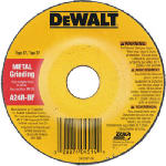 Dewalt Accessories DW4419 4-In. Metal Grinding Wheel