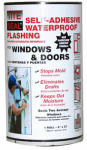 Cofair Products TS933 Flashing, Window & Door, Self-Adhesive, Waterproof, 9-In. x 33-Ft.