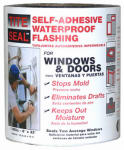 Cofair Products TS633 Flashing, Window & Door, Self-Adhesive, Waterproof, 6-In. x 33-Ft.