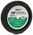Arnold 490-323-0002 10-Inch Offset Plastic Lawn Mower Wheel