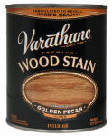 Rust-Oleum 211710H Varathane Qt. Golden Pecan Premium Oil-Based Interior Wood Stain