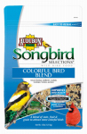 Scotts Song Bird 1025103 Songbird Selections Colorful Bird Food, 4-Lbs.