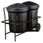 Behrens NTC501 2 Trash Can Cart