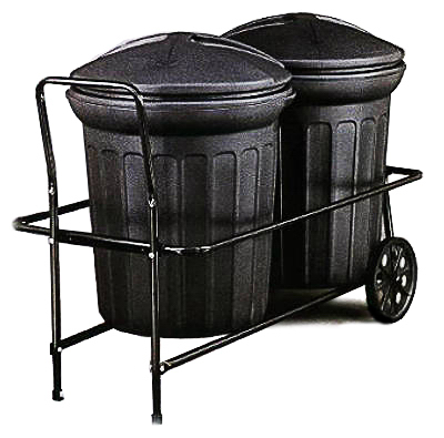 Build A Garbage Can Cart