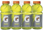 Quaker Foods & Beverages 20805 8PK 20OZLemLim Gatorade