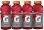 Quaker Foods & Beverages 20806 8PK 20OZ Fruit Gatorade