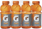 Quaker Foods & Beverages 20807 8PK 20OZ ORG Gatorade