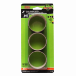 Ali Industries 6093 3-Pack 2x1-1/2-Inch Coarse Resin Cloth Sleeve