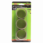 Ali Industries 6091 3-Pack 2x1-1/2-Inch Fine Resin Cloth Sleeve