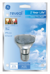 G E Lighting 74869 Reveal 35-Watt Halogen Floodlight Bulb