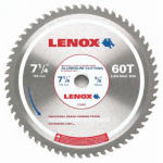 American Saw & Mfg 21882AL714060CT Metal-Cutting Circular Saw Blade, 7.25-In. x 60TPI
