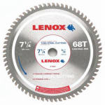 American Saw & Mfg 21883TS714068CT Metal-Cutting Circular Saw Blade, 7.25-In. x 68TPI