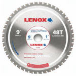 American Saw & Mfg 21885ST900048CT Metal-Cutting Circular Saw Blade, 9-In. x 48TPI